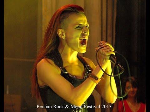 Master Of Persia - Territory @ Persian Rock & Metal Festival 2013