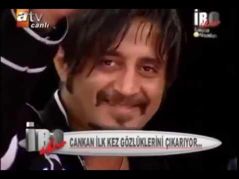 CANKAN GÖZLÜKLERİ ÇIKARYOR!!!