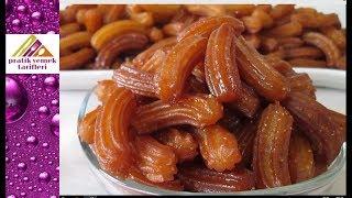 Tulumba Tatlısı Tarifi - Pratik Yemek Tarifleri