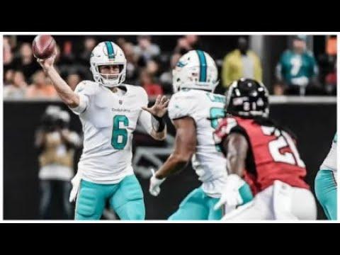 Miami Dolphins Vs. Atlanta Falcons Recap