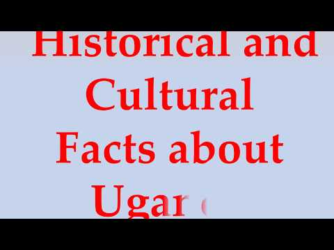 Historical and Cultural Facts about Uganda