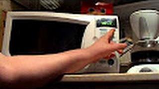 Обзор Микроволновой СВЧ печи: LG MB4342A