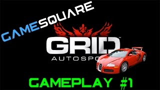 GRID Autosport - Gameplay #1 - Guidare con stile