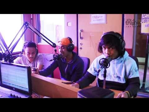 101.4 Trax FM: SALMON with Boyz II Boys - A Song for Mama [cover]