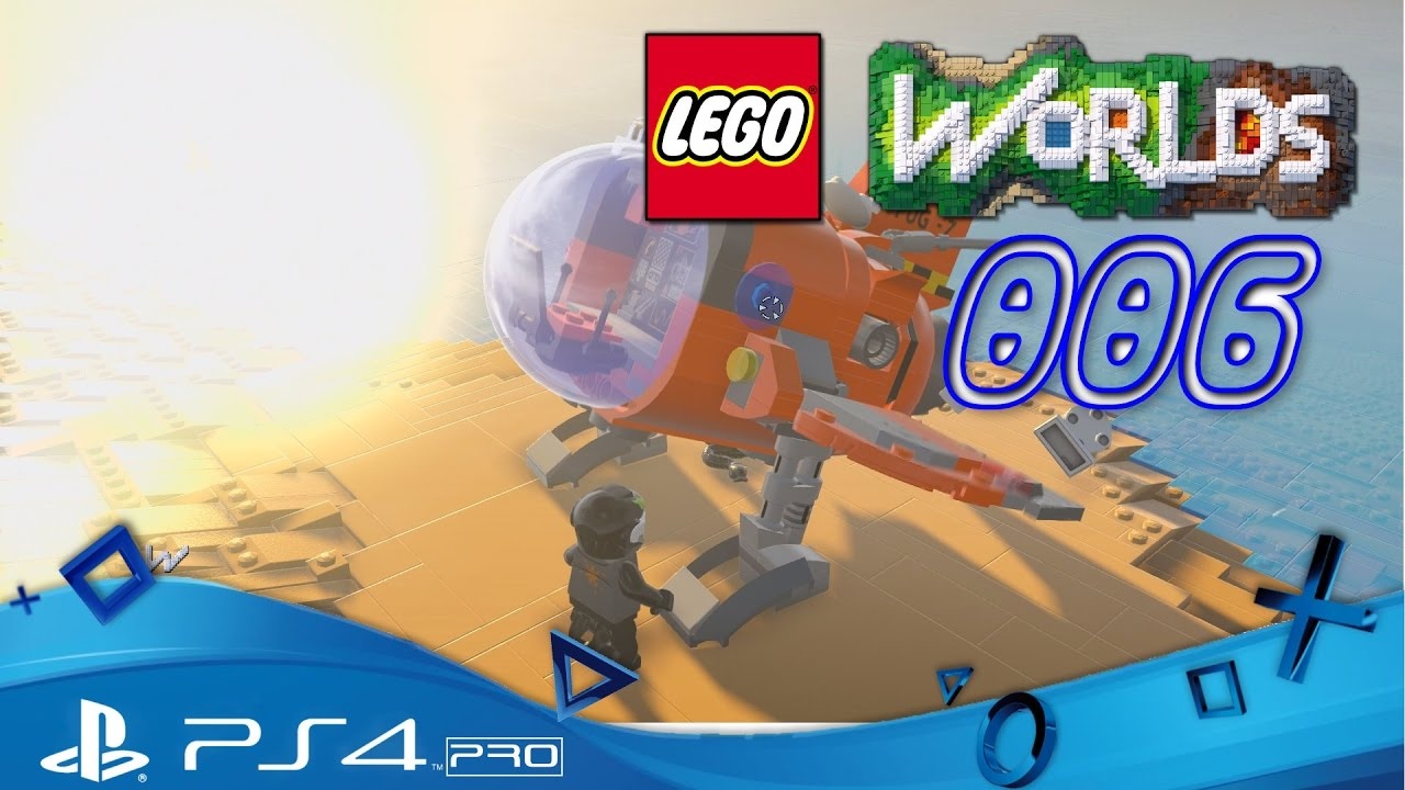 lego worlds ps4 auf nach gypten folge 6 let s play lego worlds playstation 4 deutsch youtube. Black Bedroom Furniture Sets. Home Design Ideas