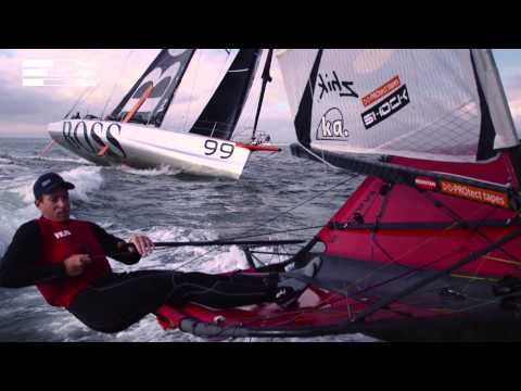 Volvo Sailing Speed Challenge - The race