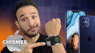 Dos nuevos Apple Watch llegarán antes que el iPhone 12 azul
