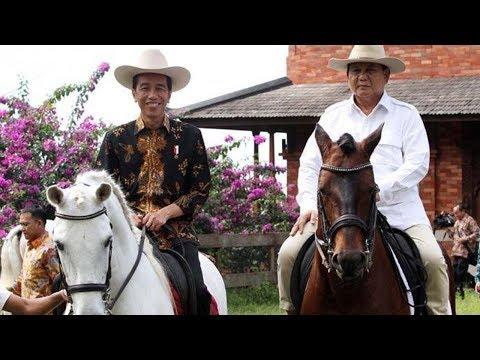 Hari Ini, Prabowo dan Jokowi Akan Umumkan Calon Wakil Presiden yang Dampingi pada Pilpres 2019