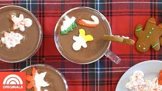 Download Easy Holiday Hack: Making Festive Marshmallows For Your Holiday Hot Cocoa | TODAY Originals Mp3 and Videos