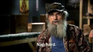 Duck Dynasty (Si Robertson) - Work Hard, Nap Hard