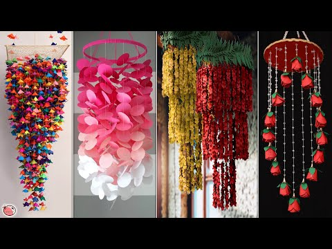 Trendy! Paper Craft – DIY Wall Hanging ! DIY Craft