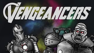 The Vengeancers: Heavy Metal EP103)