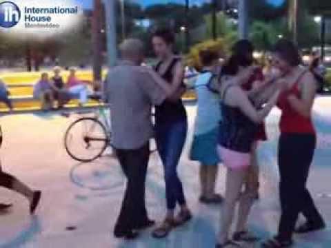International House Uruguay | Learn Spanish in Latin America | Dancing Tango