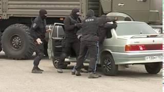 """Шоу спецслужб на форуме """"Антитеррор"""" в Красноярске"""