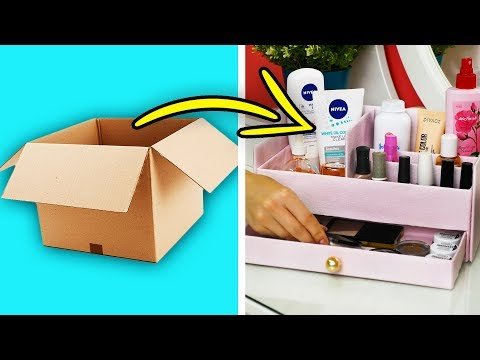 27-cute-ways-to-repurpose-cardboard-boxes