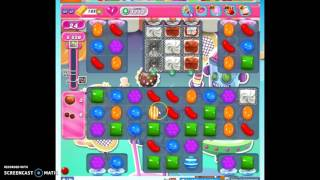 Candy Crush Level 1213 help w/audio tips, hints, tricks