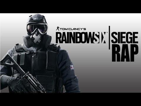 RAINBOW SIX SIEGE RAP | ZARCORT