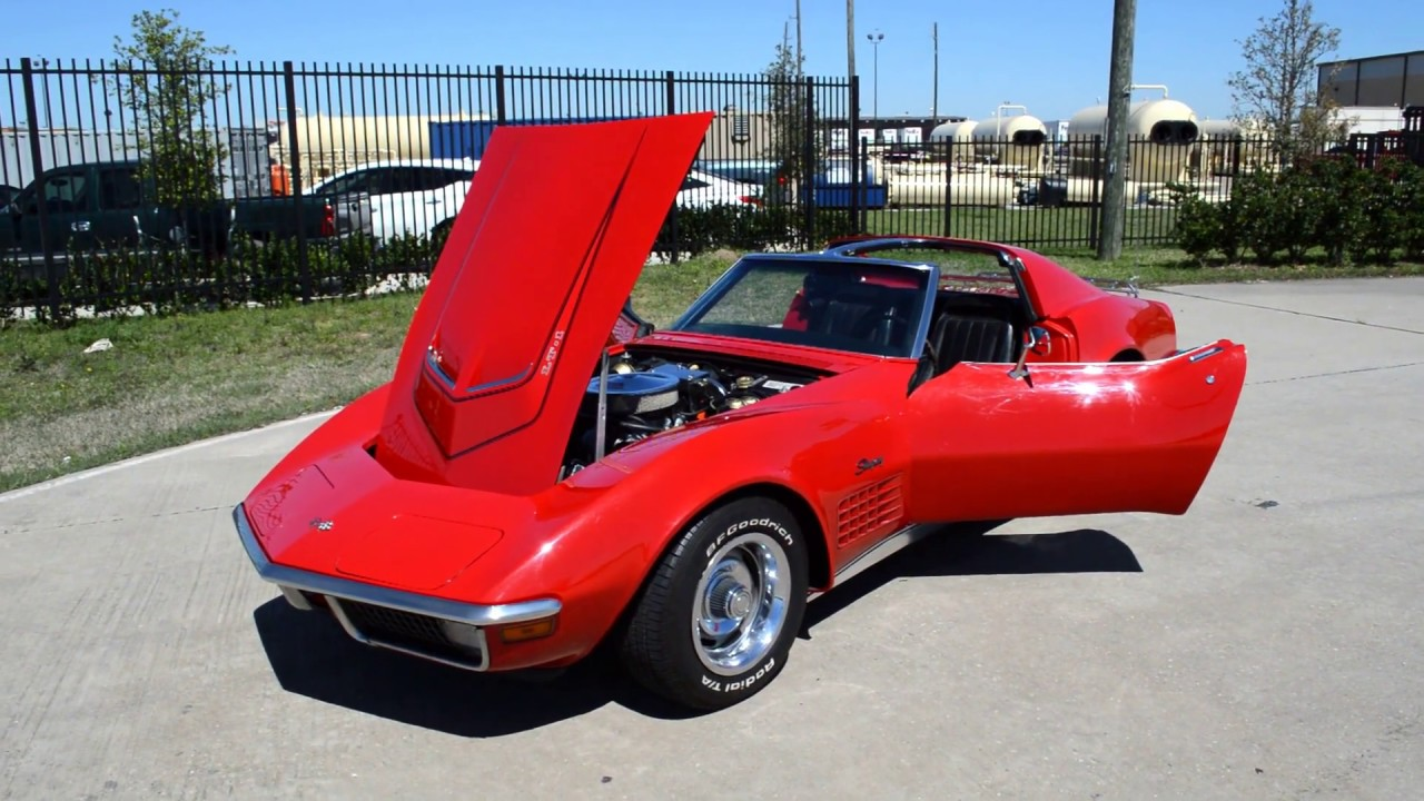 1970 Chevrolet Corvette LT1 Frank\'s Car Barn - Buy, Sell and Trade ...
