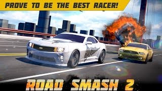 Road Smash 2: Hot Pursuit - Android Gameplay HD