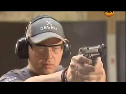 Лучшие пистолеты мира  Беретта М9 для армии США