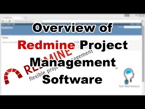An overview of Redmine Project Management Software | Tech