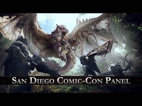 Monster Hunter: World - San Diego Comic-Con Panel