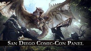 Monster Hunter World San Diego Comic Con Panel