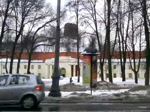 Weather in Vilnius, Lithuania, 2010-02-22, minus 3 C from Oras TV