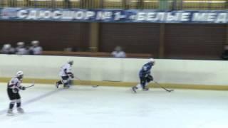"""Хоккей - """"Белые медведи"""" - """"Ястребы"""" Игра №1 (9 марта 2013)"""