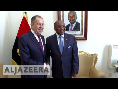 🇷🇺 Russia's Lavrov set to meet Tillerson during Africa tour | Al Jazeera English