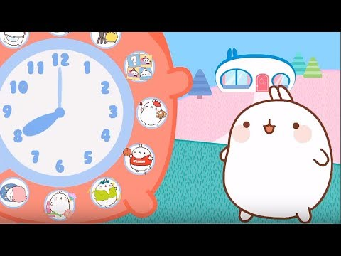 Molang: A Happy Day  -  Fun Games For Kids / Children - Cute Games