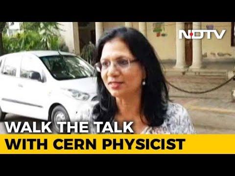 Meet Dr Archana Sharma, An Indian Scientist At CERN
