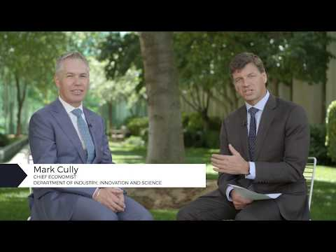 Data Tech-Talk with Assistant Minister Angus Taylor and Mark Cully