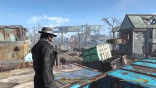 Fallout 4 Big John s Salvage hidden Shelter Guide including Railway Rifle
