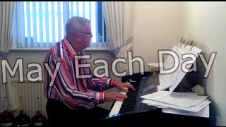 David Neal plays Andy Williams song