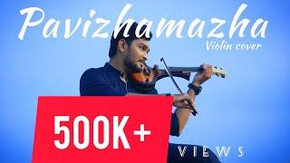 പവിഴമഴ   PAVIZHAMAZHA   ATHIRAN MOVIE SONG   VIOLIN COVER   AJITH SOBHA