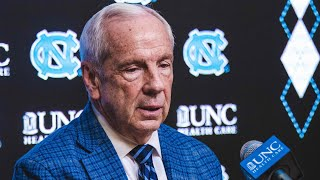 Roy williams spoke to the media after unc's 79-76 loss clemson in chapel hill on saturday, jan. 11.be sure visit tarheelillustrated.com for continuous ...