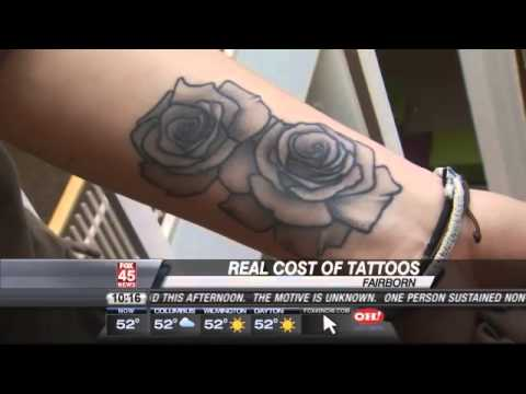 Special Report The Real Cost Of Tattoos
