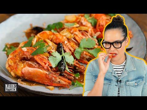 The Thai shrimp dish that's WAY better than sweet & sour shrimp! 💯 | Marion's Kitchen