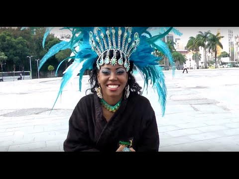 Brazilian Speaking English Interview:  Rio Diva