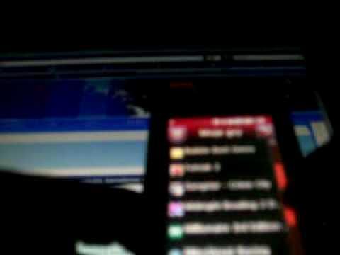 LG KP 501 -przyciski nawygacyjne w grach