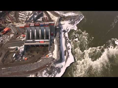 Muskrat Falls  Lower Churchill Project
