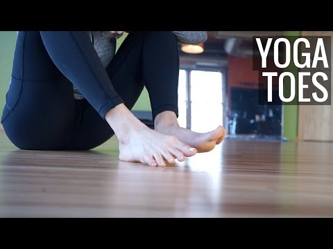 Toe Yoga - Kinetic U Exercise Series