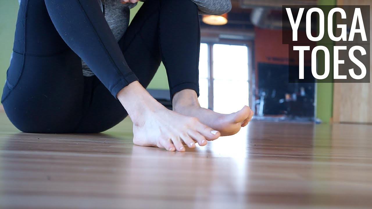 Toe Yoga   Kinetic U Exercise Series
