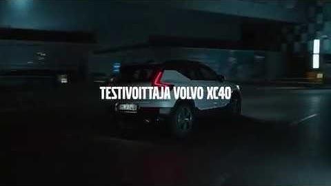 Testivoittaja Volvo XC40 huolettomalla Volvo Paketilla - Wetteri