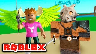 Danish Roblox Egg Farm Simulator #2-SPLIT EGGS WITH BEOWULF