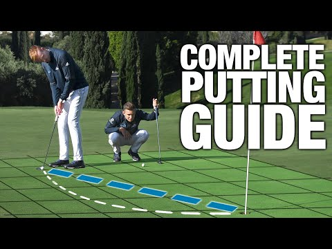 Simple Putting Tips To HOLE MORE PUTTS | ME AND MY GOLF