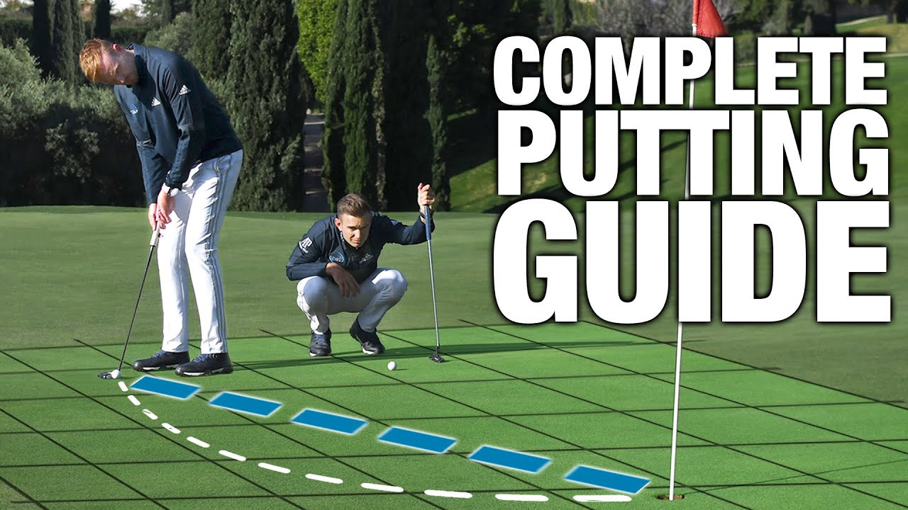 Simple Tips To HOLE MORE PUTTS | ME AND MY GOLF