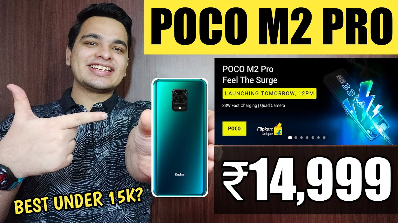 POCO M2 PRO Confirmed Specifications & Price Under 14999 | Poco M2 Pro Best Phone Under 15000? 🔥🔥