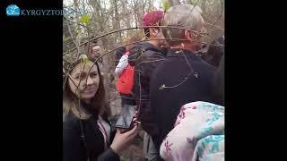 Кытай грантына Бишкектеги Кара-Көл көчөсүн оңдоо-кеңейтүү иштери Ботаникалык бакка келип такалды